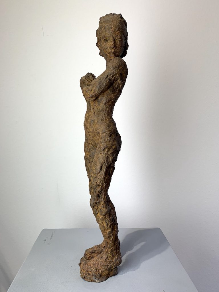 Aktuelle Skulpturen von Teresa Riba