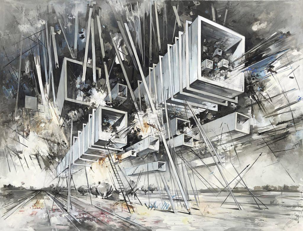 – Ausstellungseröffnung- INNA ARTEMOVA-Transformations  8.10.2020